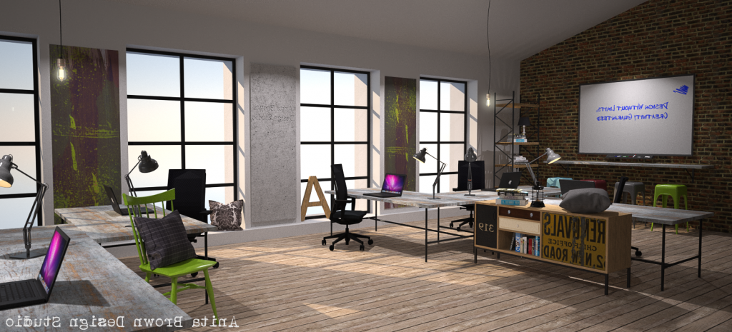 delightful placement of office industrial design inspiration home