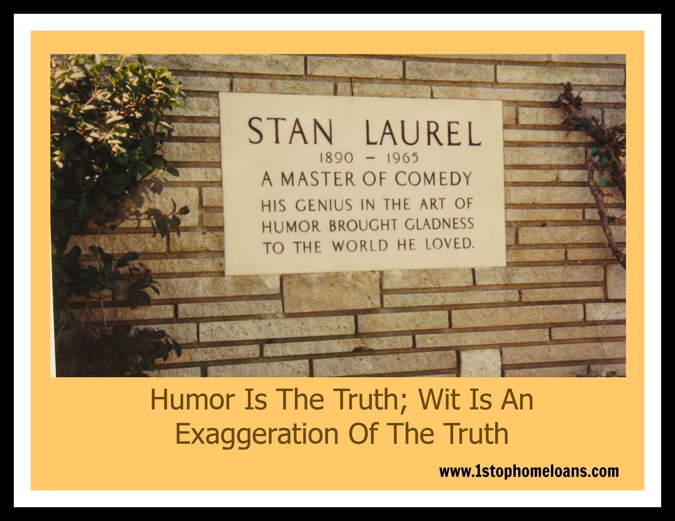Quote Stan Laurel #Quote #Stan_Laurel