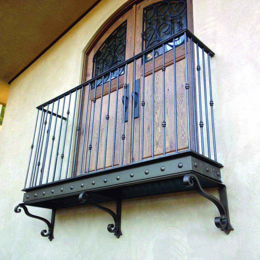 Balcony Railing Concepts Balcones Para Ventanas Rejas