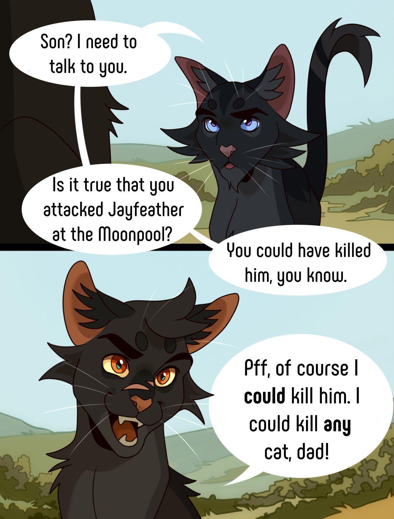 Funniest Warrior Cat Quotes
