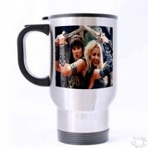 Princess Xena Hot New Travel Mug