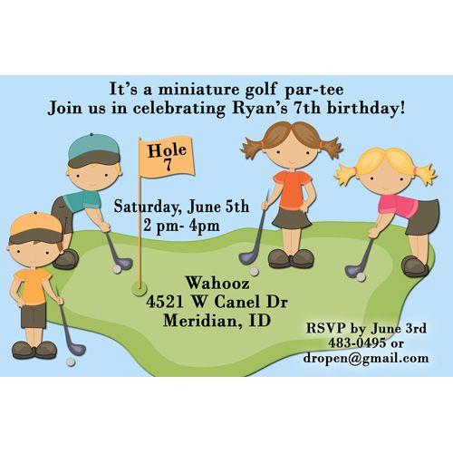Free mini golf birthday party invitations download this invitation free mini golf birthday party invitations download this invitation for free at https filmwisefo Choice Image