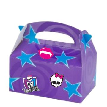 Monster High Party Supplies Empty Loot Box Party Supplies Canada
