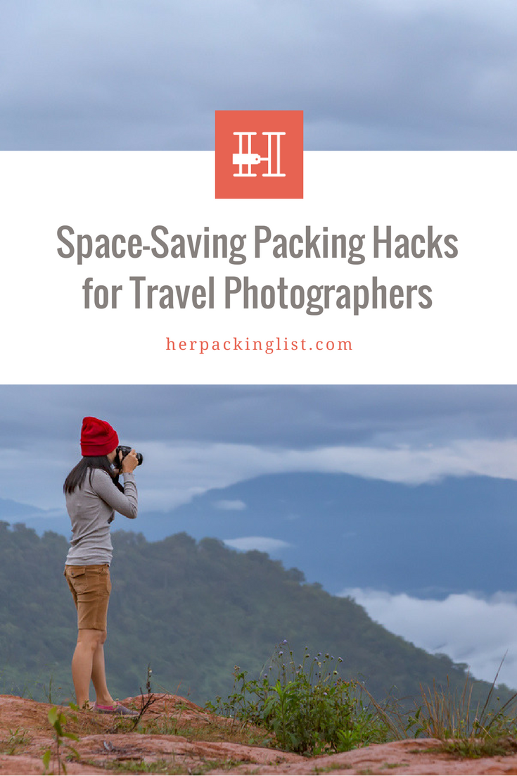 Space-Saving Packing Hacks For Travel Photographers