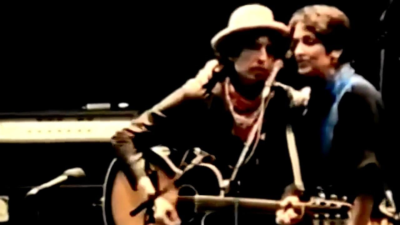 I Took Stunning Photo Of Dylan At >> Bob Dylan Joan Baez Blowing In The Wind Stunning Live Star