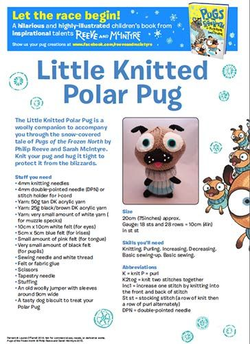 Pugs Of The Frozen North Christmas Activities For Kids