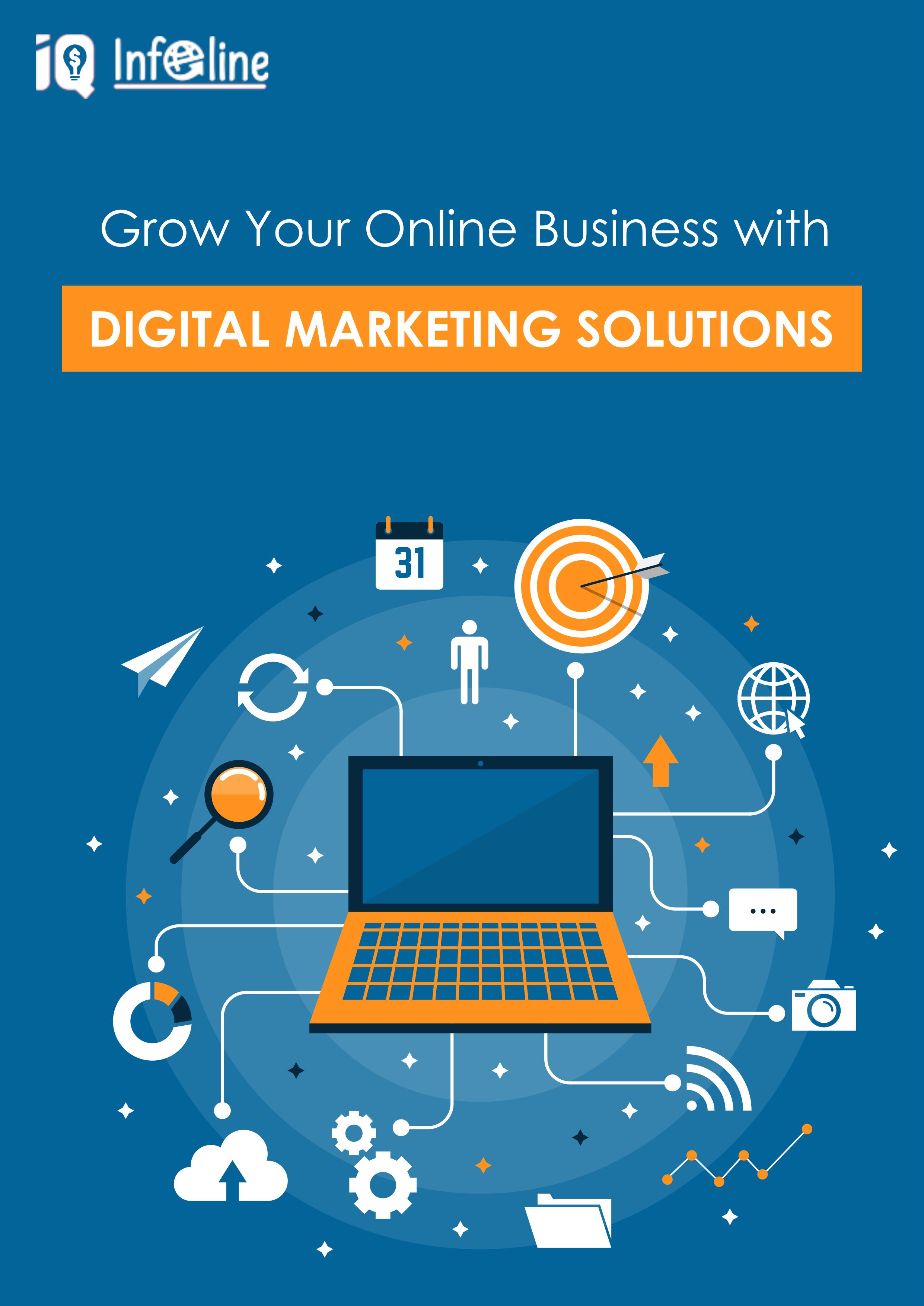 Pin by IQ INFOLINE LLP on Digital Marketing Digital