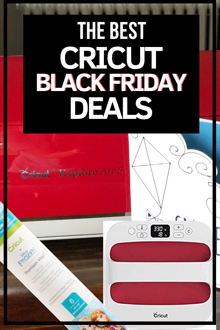 These Cricut Black Friday Deals Will Save You A Bundle Weather You Re Looking For An Explore Air 2 Easypress Vinyl Ir Cyber Monday Cricut Cyber Monday Deals
