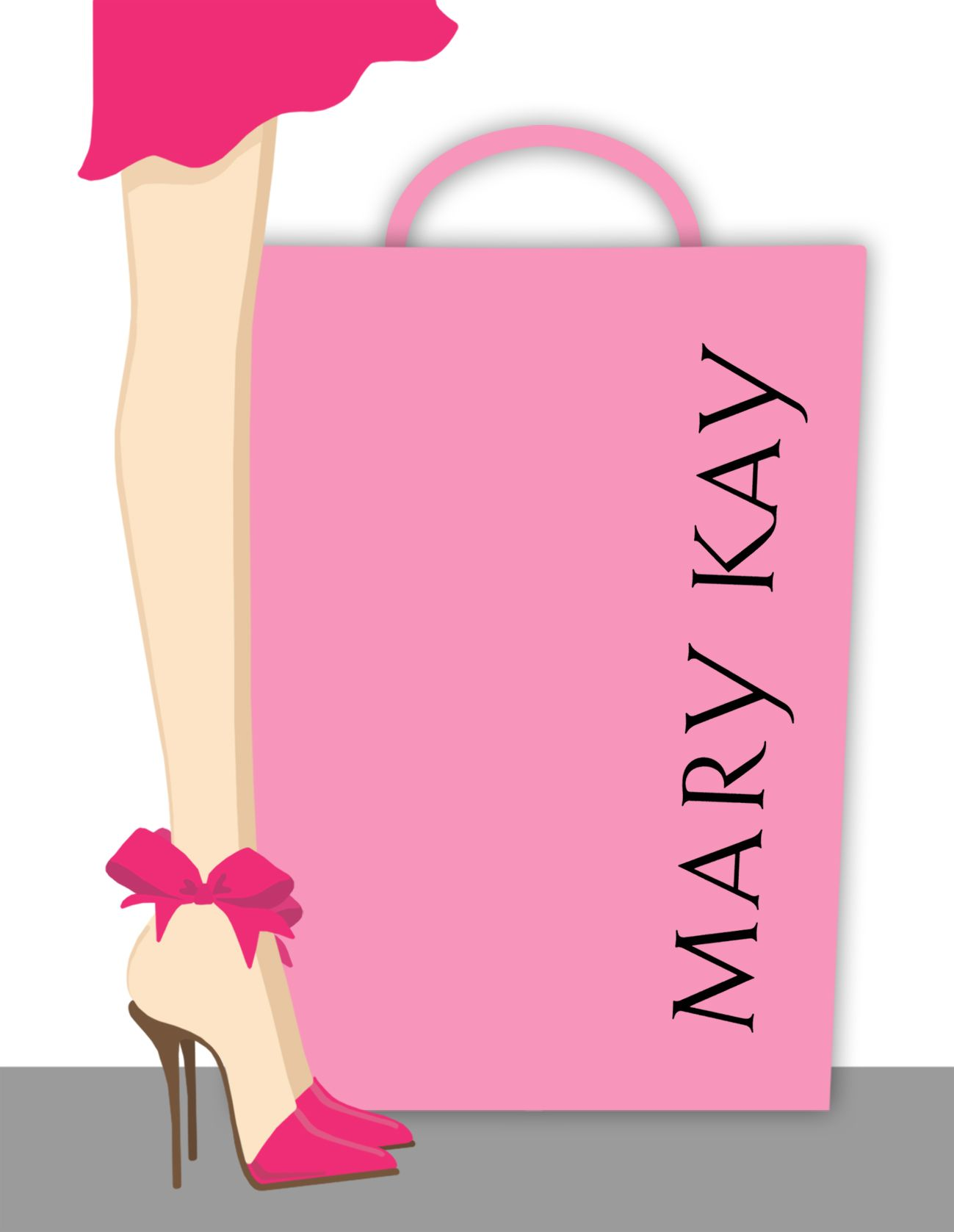Mary kay new consultant debut invitation templates for Mary kay invite templates