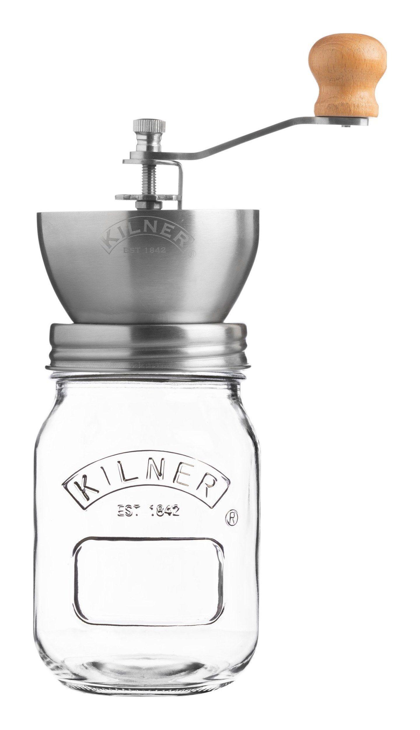 Kilner Coffee grinder Kilner in 2020 Manual coffee