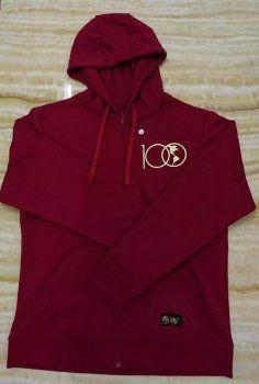 online retailer c673f eb469 Club America 100th Anniversary Red Sweater Hoodie [J814 ...