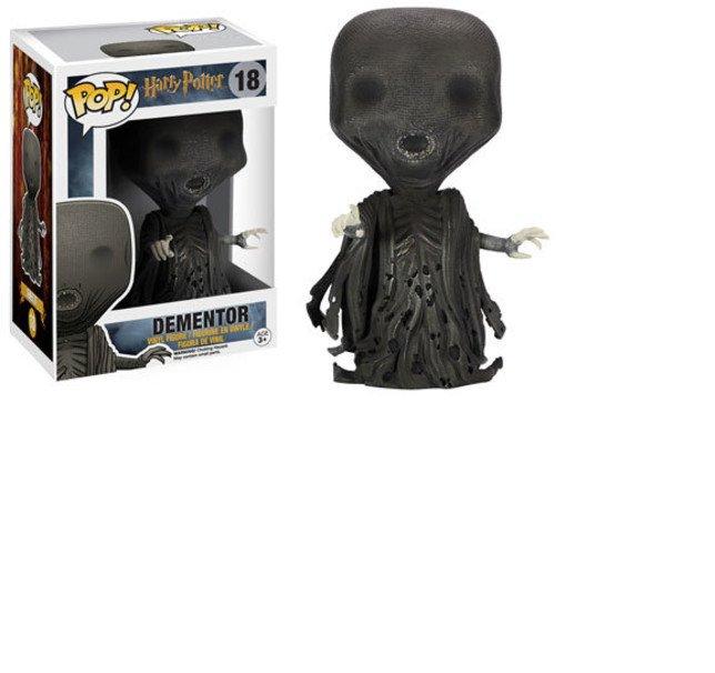 Harry Potter Dementor Pop Vinilo