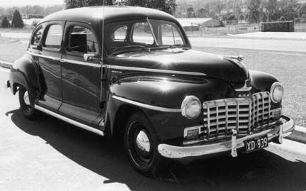 Love this style! 1947 Dodge D25