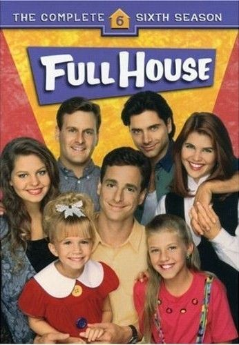 Tv On Dvd Review Full House Season 6 Full House Best Tv