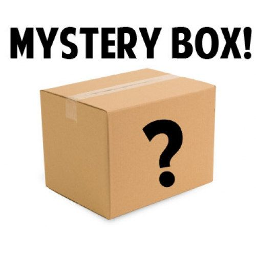 Mystery Box of 8 Cool Collage Art Items by Rhodyart - pinned by pin4etsy.com