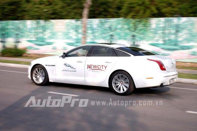 Jaguar XJ 2015 - Giá Xe Jaguar XJ: Một lần trải nghiệm ...