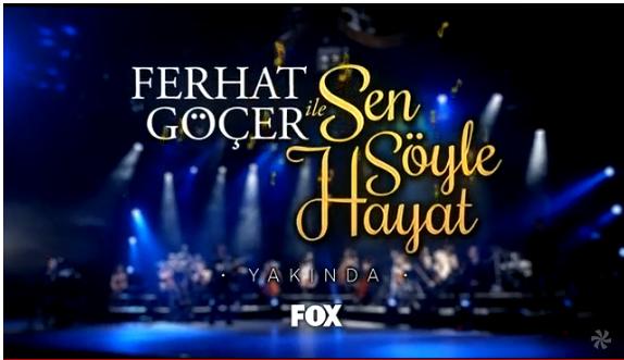 """Fox Tv  """"Ferhat Göçer ile Sen Söyle Hayat"""" 1.Bölüm izle / Televizyon"""