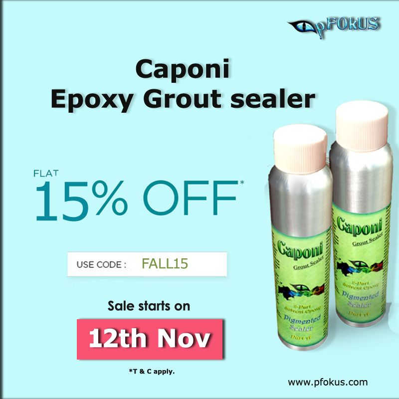 Seal your grout to make them waterproof. Use Caponi our