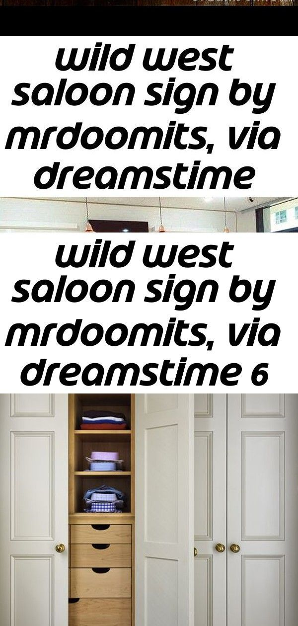 Wild west saloon sign by mrdoomits, via dreamstime 6 #largepantryideas Wild West Saloon Sign by Mrdoomits, via Dreamstime Home Decorating Magazines Usa #MotivationalQuotesBible Info: 5085961565 Western Saloon doors | Do It Yourself Home Projects from Ana White 50 Creative Kitchen Pantry Ideas and Designs — RenoGuide - Australian Renovation Ideas and Inspiration Closet Organization: Part One - Design Chic #Customizable Home Bar Beer Saloon for Large Sizes Poster - #cyo #create #your #own #gifts #largepantryideas