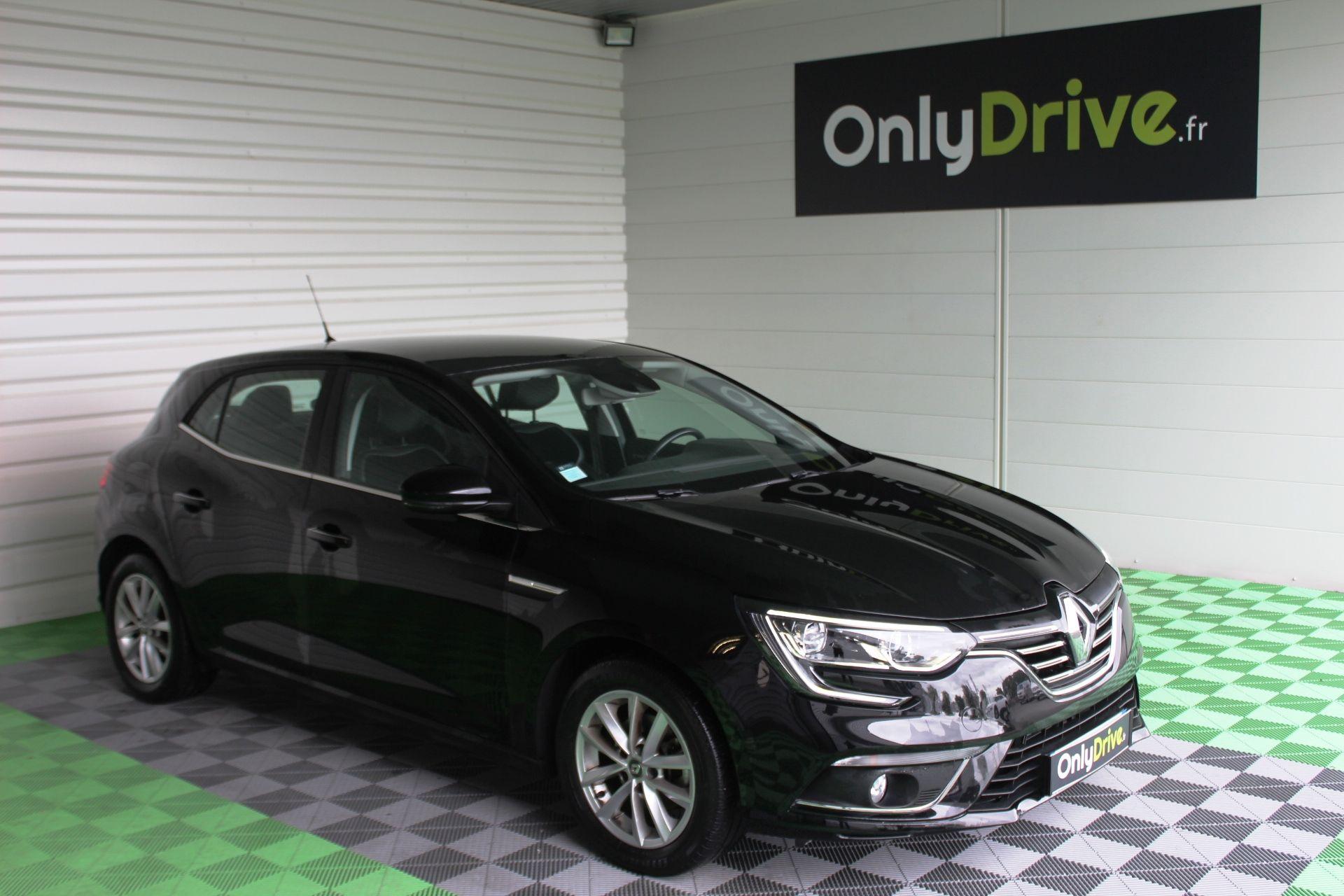 Renault Megane IV 1.5 dCi 110 Energy Intens, Noir, 2017 ...