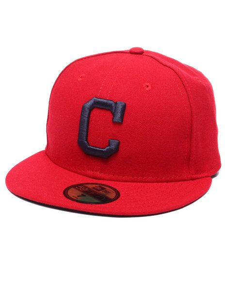 sale retailer attractive price 100% quality New Era - Cleveland Indians Authentic On Field 59FIFTY Alternate ...