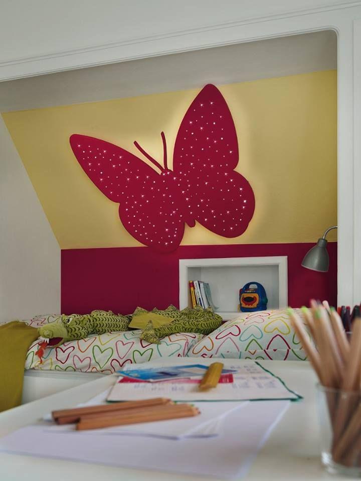 Dans Une Chambre Enfant Utilisation D Un Kit Ciel Etoile Par Fibre Optique Alimente Par Un Generat Ciel Etoile Decoration Interieure Lumineuse Fibres Optiques