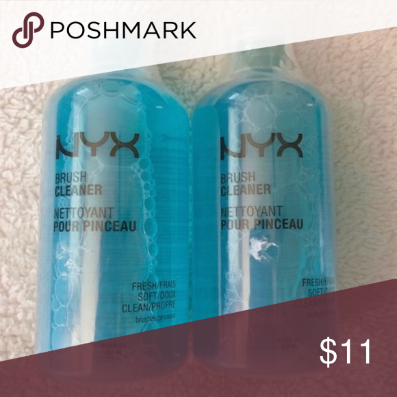 Photo of Nyx Duo Brush Cleaner Brand: Nyx Color: Blue Condition: New With Tags! Akzep …