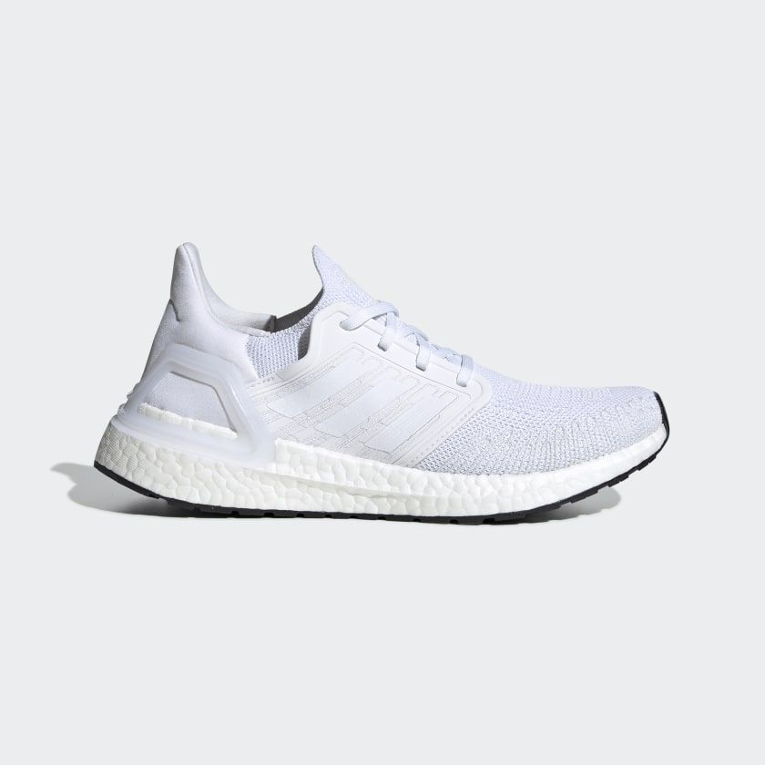 Ultraboost 20 Shoes White Womens in 2020 | Adidas canada