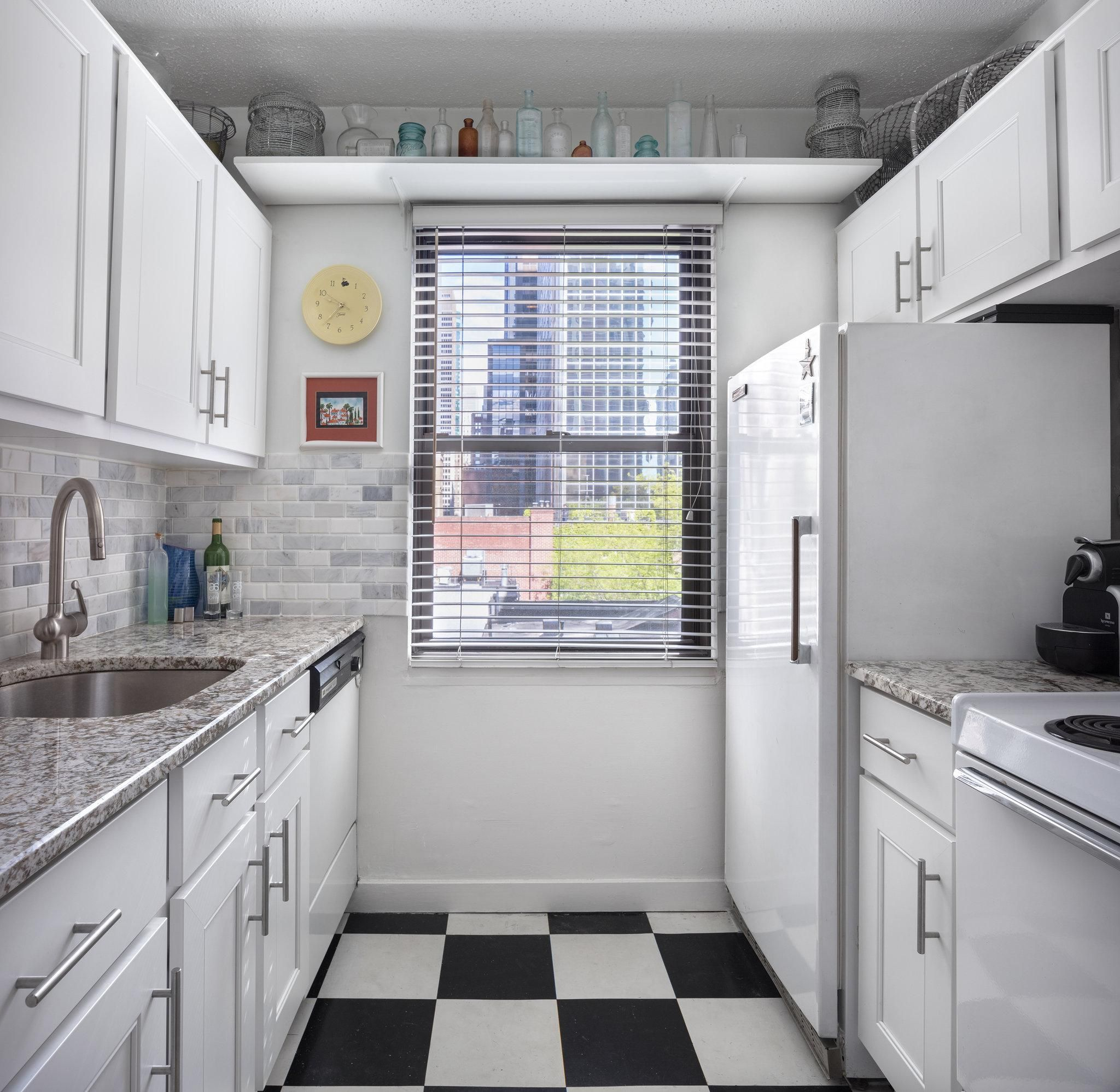 On The Market In New York City Published 2019 Small Kitchen Galley Kitchens Galley Kitchen