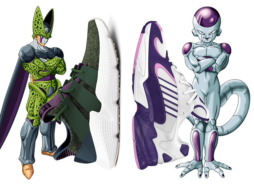 dragon ball adidas