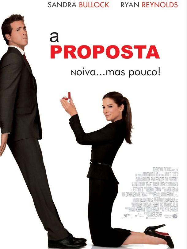 A Proposta Com Imagens Filmes De Romance Filmes Assistir