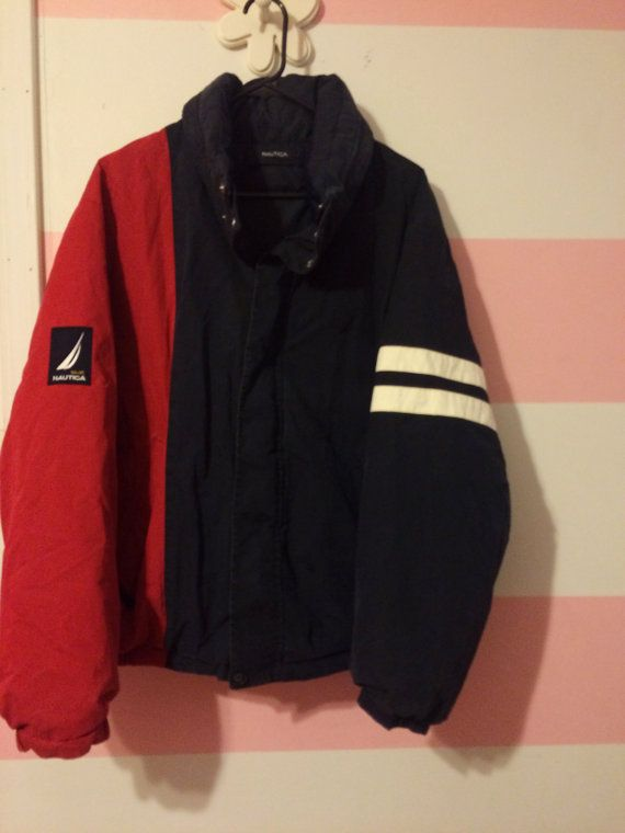 Vintage Nautica Jacket Jackets Vintage Outfits Clothes