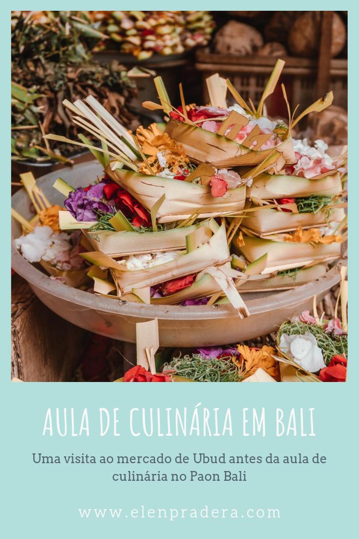 Aula de culinária em Ubud descubra os sabores autênticos
