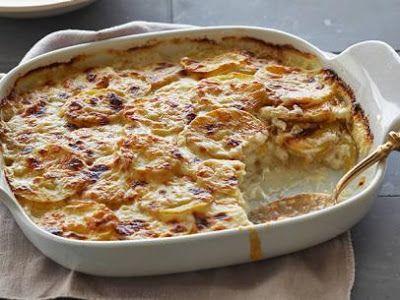 Gratin de pommes de terre pomme de terre pinterest explore scalloped potatoes au gratin and more forumfinder Images