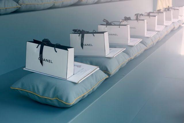 goodie bags ♥ fashion shows