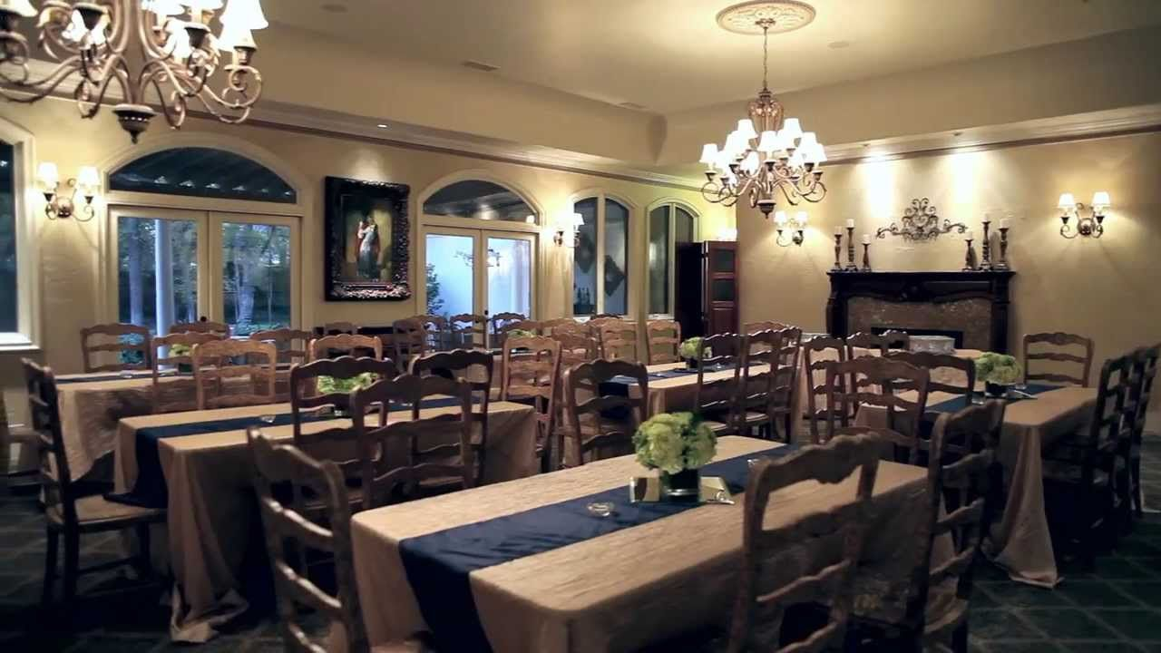 Wildwood Inn Walters Wedding Estates Denton Wedding Venue