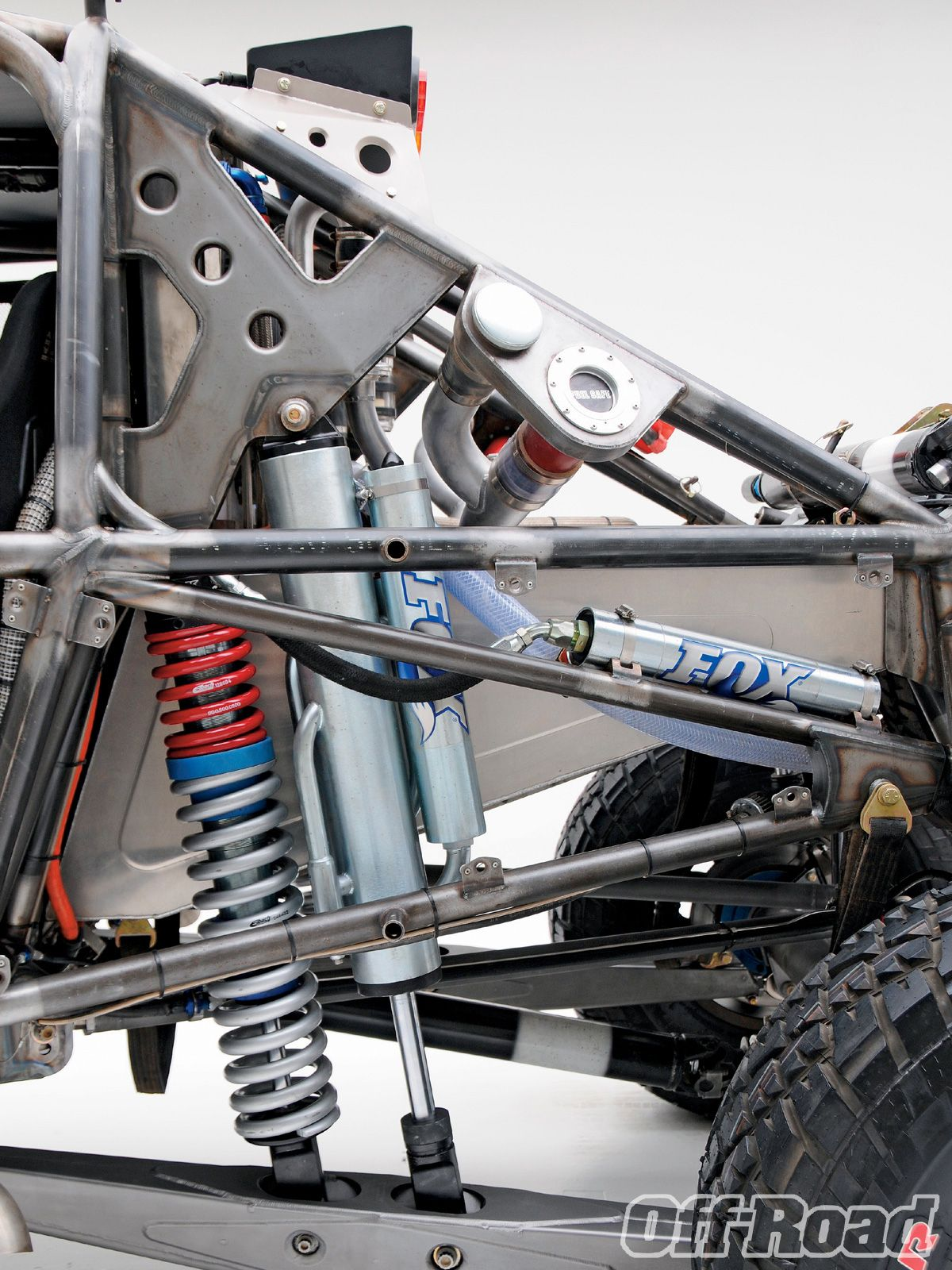 Trophy Truck Suspension - Norton Safe