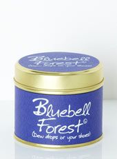 Bluebell Various Fragranced Candle Tin