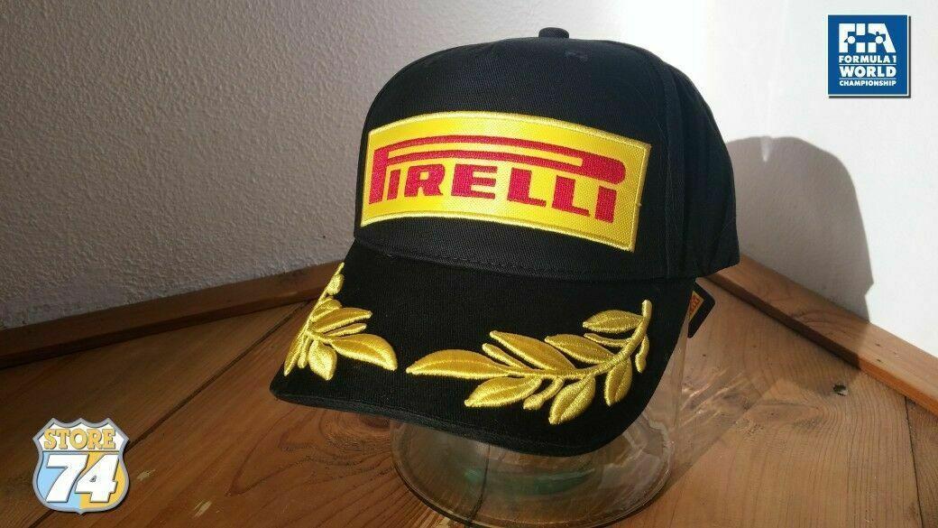 Original Pirelli F1 Grand Prix Podium Cap For Sale Online Ebay Pirelli Caps For Sale Podium