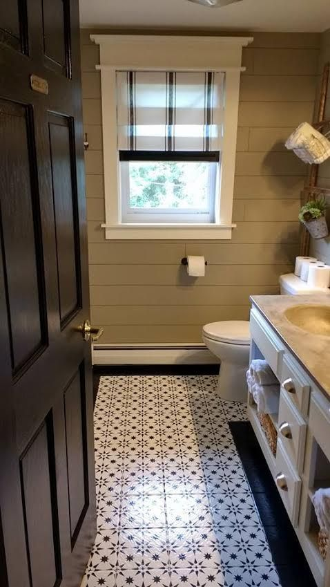 The Bathroom Makeover Idea You Didnt Know You Were Waiting For - Condo bathroom makeovers