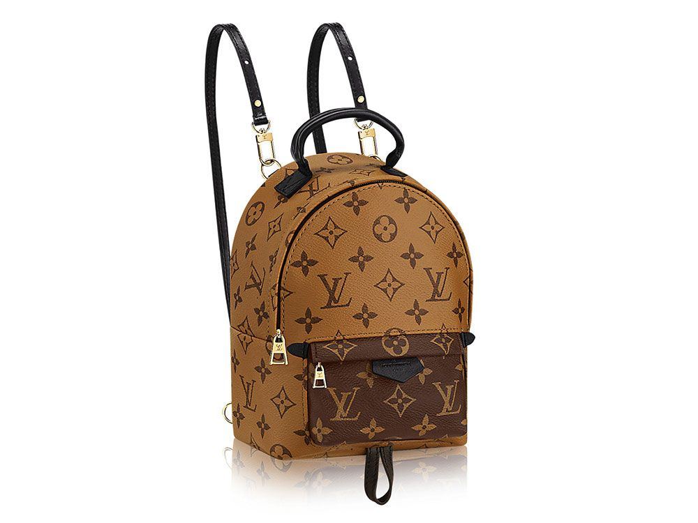 2be03116e48b The Louis Vuitton Palm Springs Mini Backpack is the Bag of the Moment -  PurseBlog