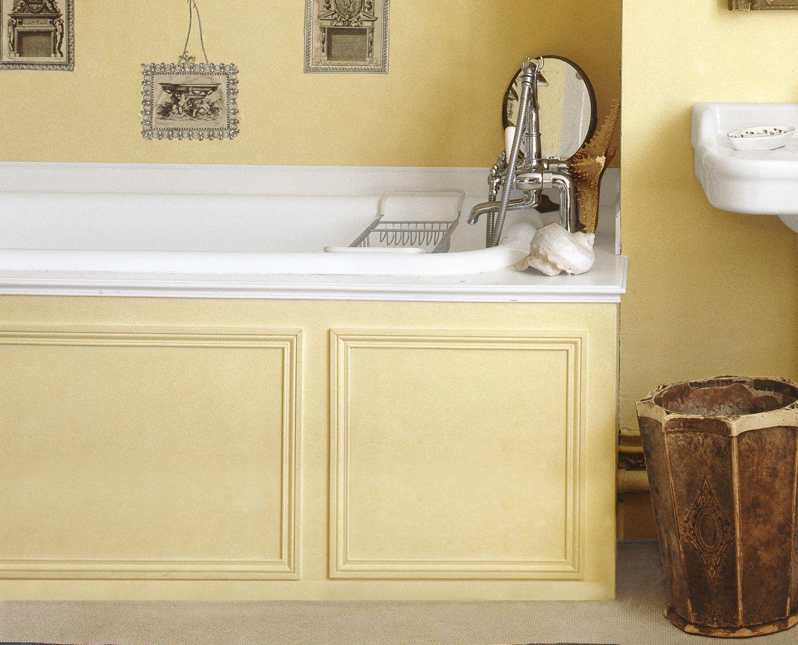 20 Budget-Friendly Bath Ideas | Bath ideas, Veneer plywood and Deck ...