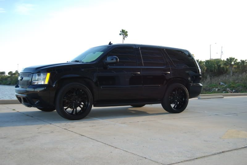 The official Blacked Out Tahoe/Yukon Picture Thread! - Chevy Tahoe