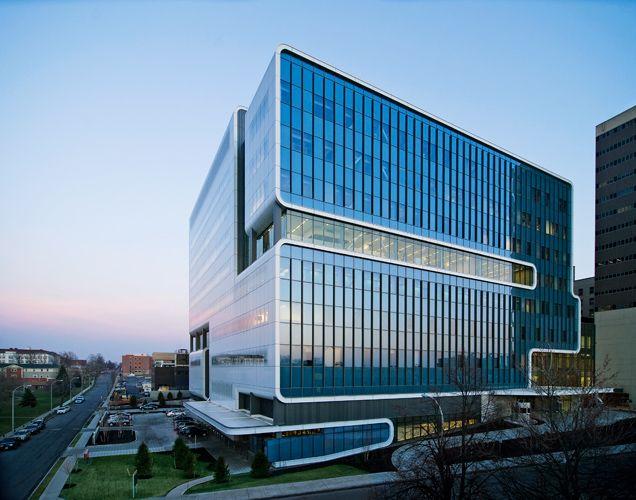 Gates Vascular Institute By Yazdani Studio Buffalo Ny Office