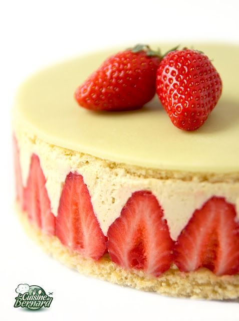 La cuisine de bernard the strawberry try now for La cuisine de bernard