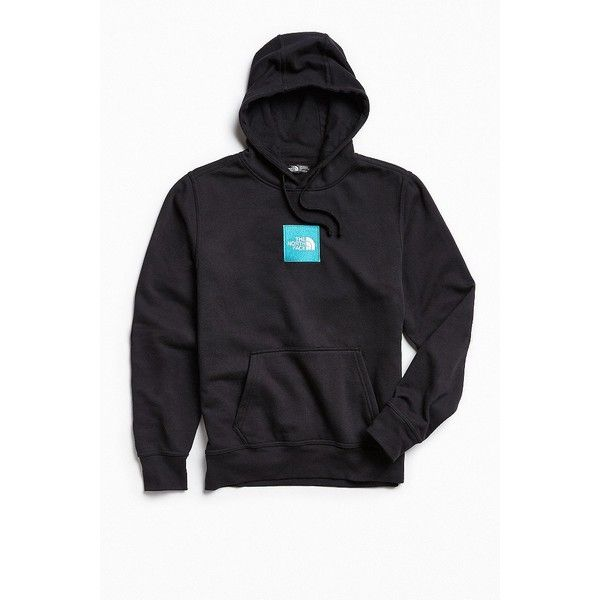 Hoodie · The North Face Embroidered Box Logo ...