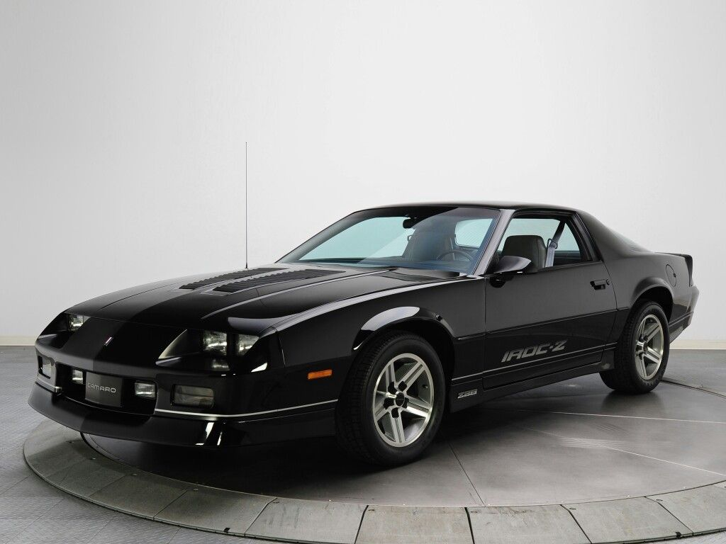 The 1986 camaro was a third generation f body camaro spanning from years with the manual transmission being discontinued all models had manual