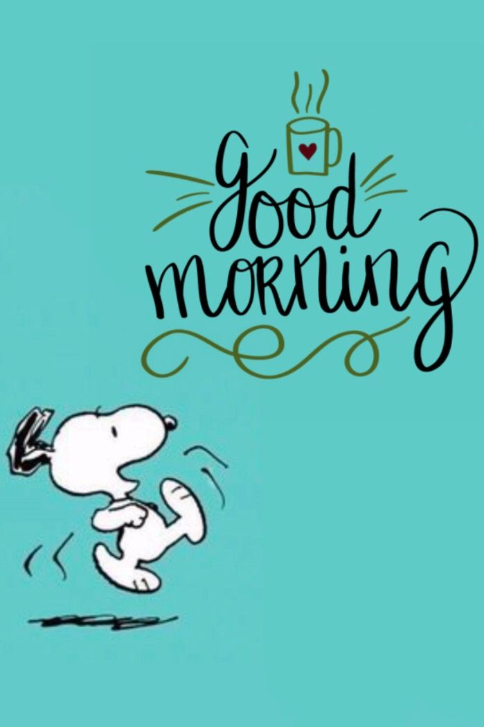 Pin By Tanja Blum On Guten Morgen Snoopy Quotes Snoopy