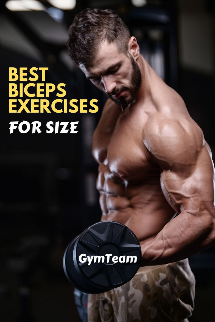 Best 3 Biceps Exercises For Huge Arms | Find out 3 of the best exercises for biceps, that will help...