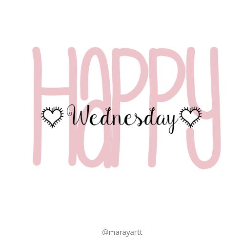 Happy Wednesday  on We Heart It